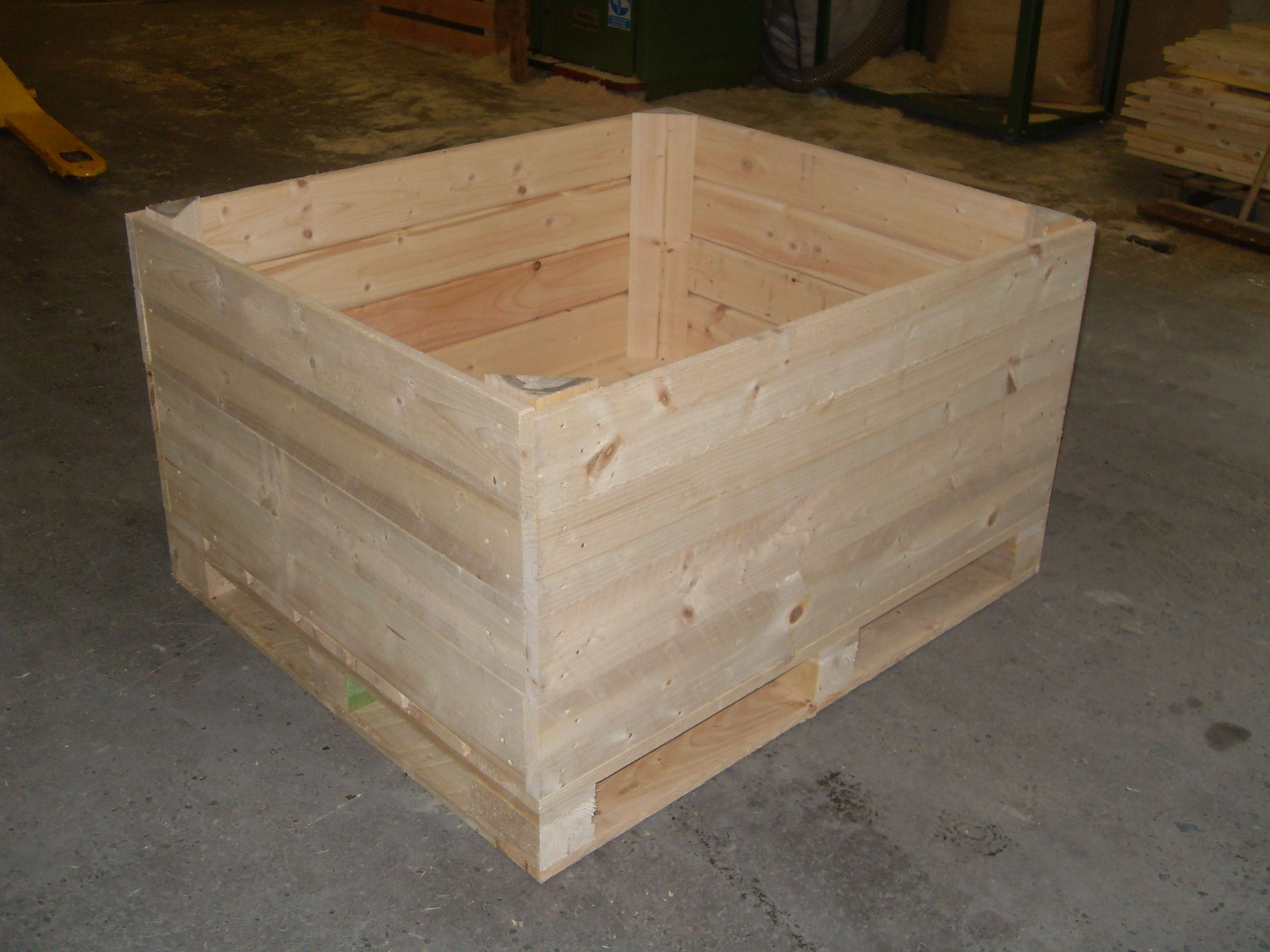 Timber Packaging Solutions Armagh Northern Ireland