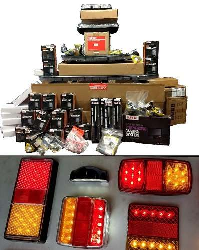 12V and 24V Spotlights Beacons & Work Lamps Craigavon Northern Ireland